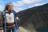 Доцент литинститута Виктор Куллэ вместе с коллегами побывал в горах Кавказа