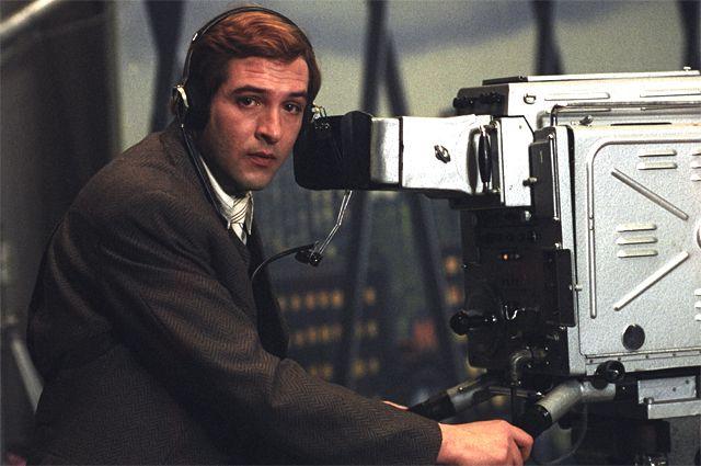 Юрий Васильев в фильме  «Москва слезам не верит», 1979 год.