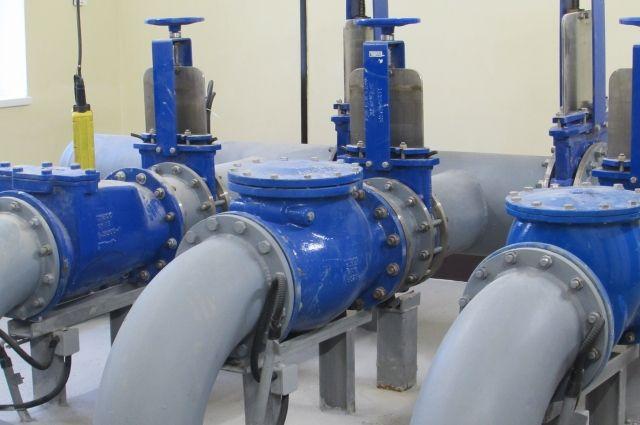 В Тюмени завершили строительство автоматизированной сливной станции