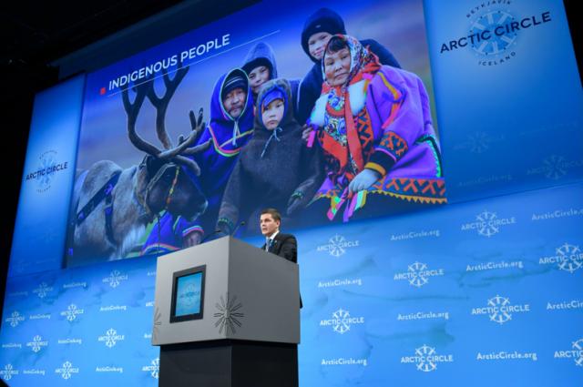 Дмитрий Артюхов представил ЯНАО на ежегодной Ассамблее стран Арктического круга