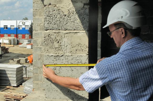 Строительство детского сада в Пурпе идет по правилам безбарьерной среды