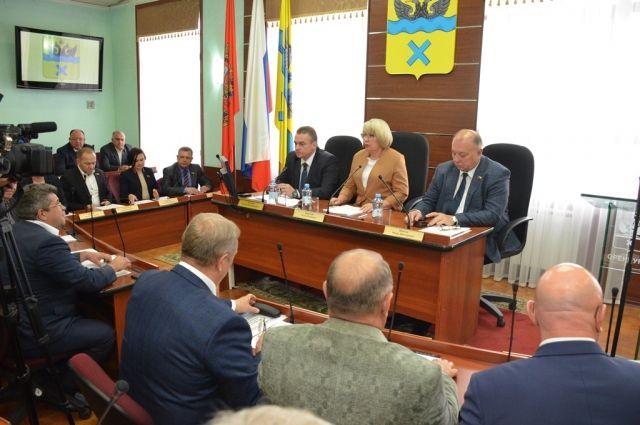 Депутаты утвердили изменения в структуре администрации Оренбурга.