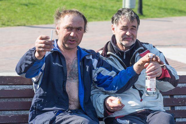 В каких регионах России больше всего алкоголиков?
