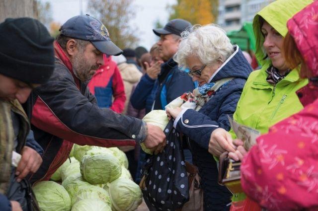 Смоляне смогут купить продукты нового урожая на ярмарке, которая пройдёт в трёх районах областного центра.