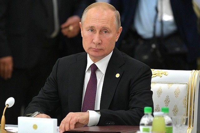 Путин предложил создать общий финансовый рынок стран СНГ