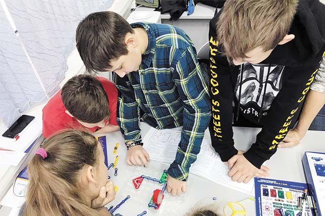 Школьные уроки в Тюмени выходят за рамки кабинетов