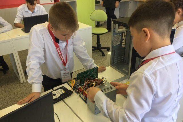 В тюменских школах во вторых классах пройдут цифровые уроки