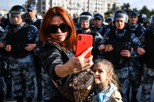 Сфальсифицированный протест. Как вМоскве подводят итоги беспорядков июля?