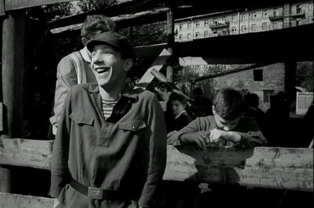 «Друг мой, Колька!» (1961) — хулиган Пименов.