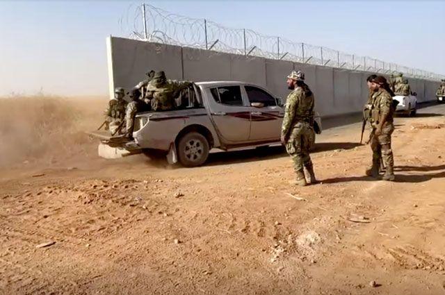 Сирийская армия поможет курдам отразить атаки со стороны Турции