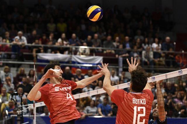 Российские волейболисты потерпели шестое поражение на Кубке мира