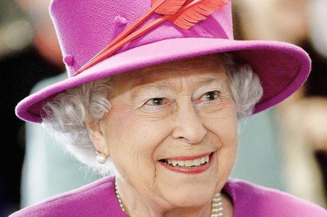 Королева Елизавета II выступит с речью на сессии британского парламента