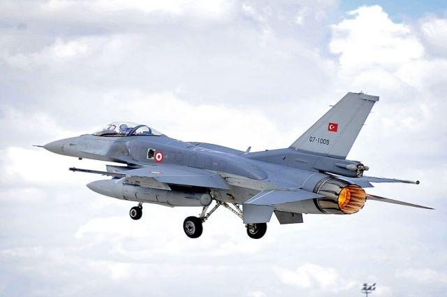 Американские и турецкие военные выполнят наблюдательный полет над Россией