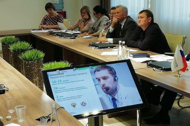 В Оренбуржье с 2020 года врачи начнут заполнять истории болезни голосом.