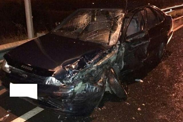 На «Северном обходе» пьяный водитель устроил ДТП с пострадавшими