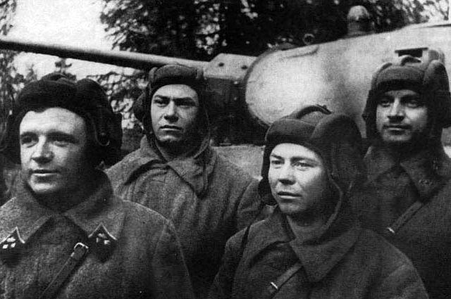 «Рассчитаюсь с Гитлером». 52 победы танкиста Дмитрия Лавриненко