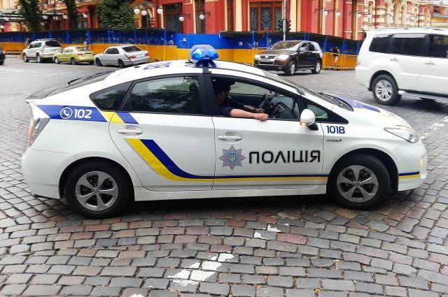 Памятник защитникам Украины в Одесской области залили краской