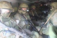 В мотострелковом соединении ЦВО проведена комплексная проверка по противодействия терроризму.