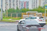 Этот нерегулируемый пешеходный переход в Волоцком переулке беспокоит жителей.