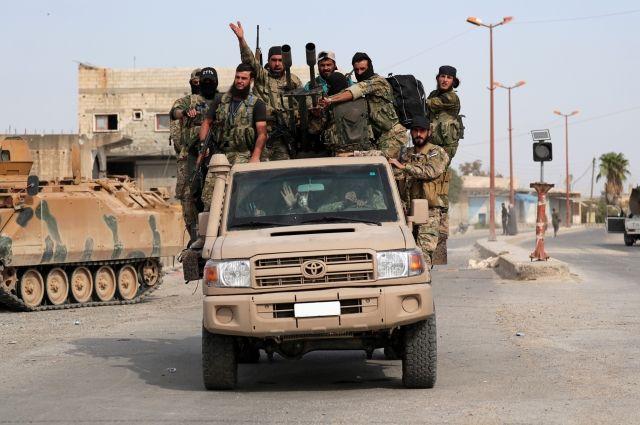 NYT: США хотели вывезти из Турции ядерное оружие из-за операции в Сирии