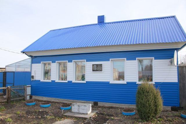 В Листвянке Алексей Архипович отдыхал душой.