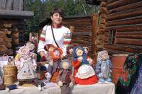 Прототипом для кукол Татьяны Долганиной становятся  реальные люди.