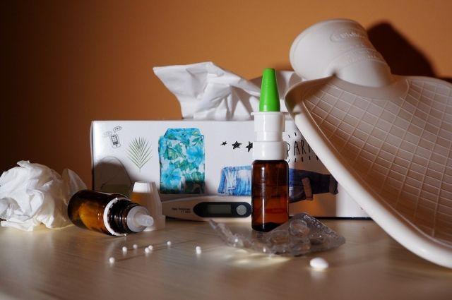 Пока еще можно поставить прививку от гриппа, чтобы потом не заболеть.