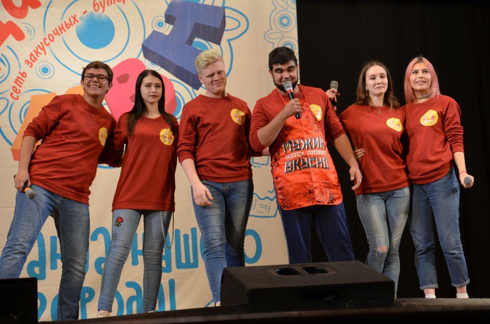 Команда «Кулинарка», Вятский колледж технологий, управления и сервис