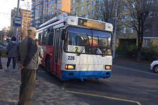 Вопреки утверждениям депутатов, троллейбусы пользуются популярностью у горожан