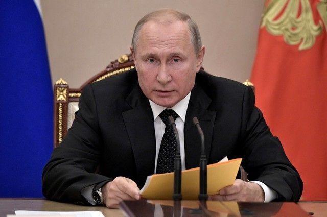 Путин пригласил Эрдогана посетить РФ с рабочим визитом