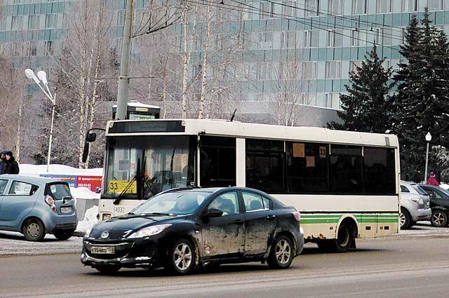 Систему распознавания лиц тестируют в автобусах Ижевска