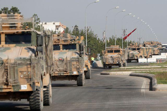 Минобороны Турции назвало число ликвидированных в Сирии «террористов»