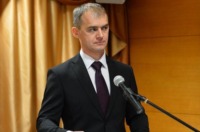 Новым главой Салехарда стал Алексей Титовский