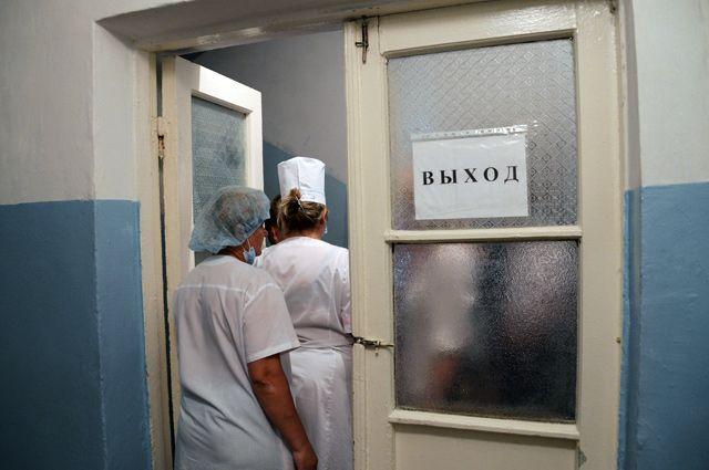 Врачи, медсёстры, санитары– на выход?