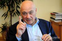 Владимир Познер, телеведущий.