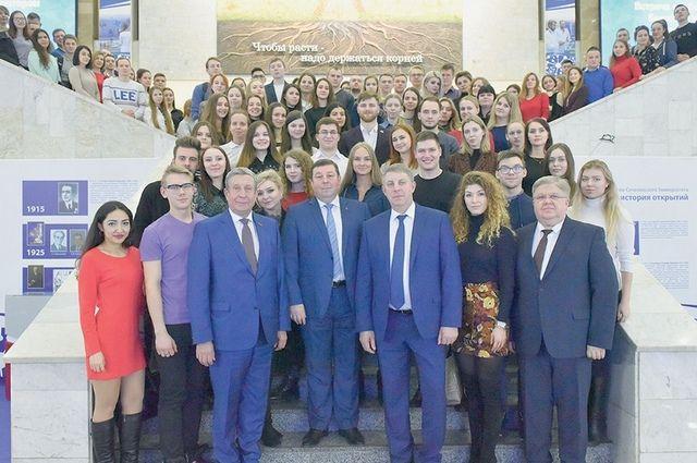 Брянские ребята уже учатся в Первом Московском государственном медуниверситете имени И. М. Сеченова.
