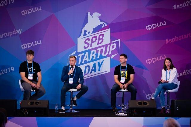 Билайн (ПАО «ВымпелКом») в четвертый раз поддержал SPB STARTUP DAY.