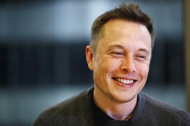 Илон Маск выступит перед бизнесменами по видеосвязи.