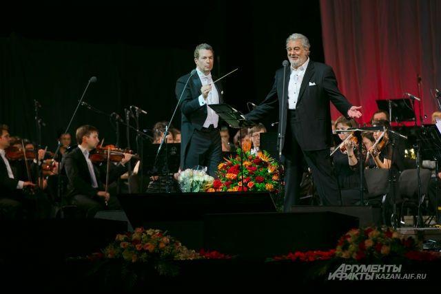 Пласидо Доминго даст концерт в Москве