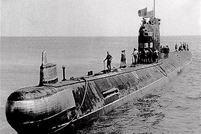 Подлодки СССР несли службу по всему Мировому океану.