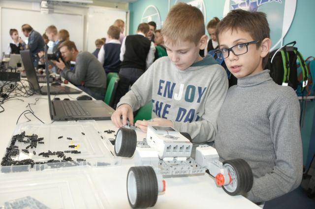 В распоряжении будущих инженеров и программистов – сверхсовременные компьютерные классы.