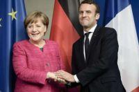 Макрон и Меркель обсудили Минские договоренности: детали