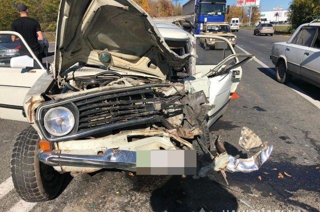 ДТП в Одесской области: есть жертва и пострадавшие