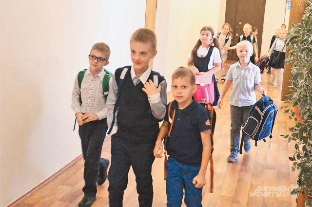 Родителей планируют штрафовать за прогулы детей в школе