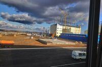 В Новотроицке на строящемся заводе пострадал сварщик.