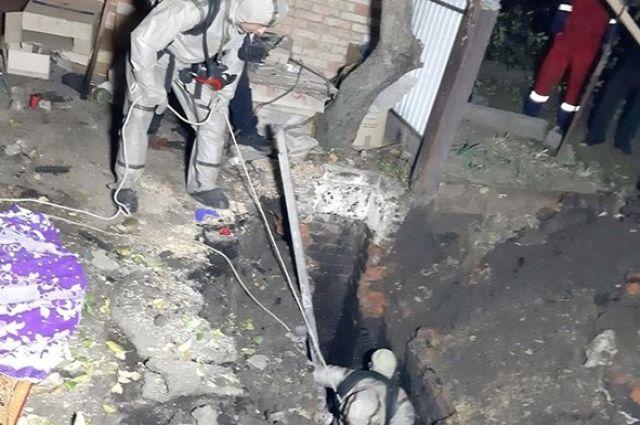 Под Полтавой в выгребной яме погибли трое мужчин: детали
