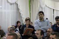 Участникам из зала представилась возможность так же выступить и задать докладчикам свои вопросы.