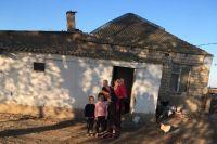 В ауле, которого нет, живут многодетные семьи