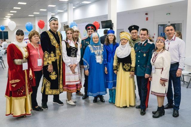На форум съехались участники из многих уголков России
