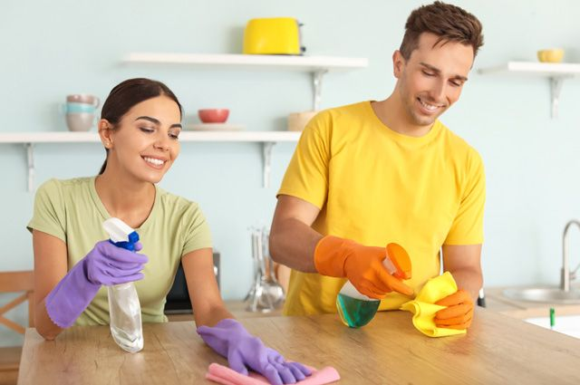 Внимание, ПАВ! Используем чистящие средства без вреда для здоровья